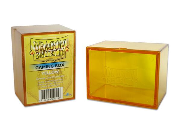Dragon Shield: Gaming Box 100+ (Yellow)
