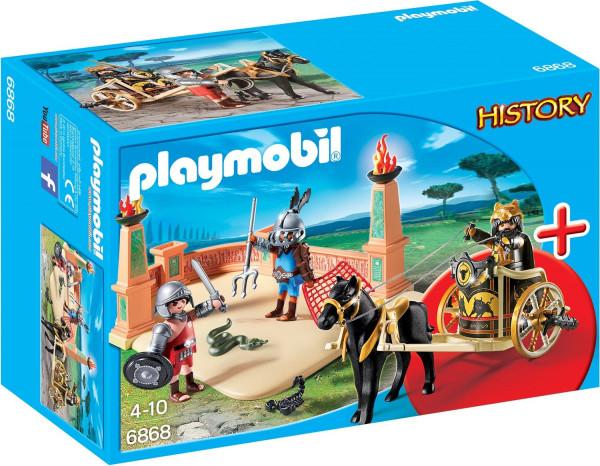 Playmobil 6868 - StarterSet Gladiatorenkampf