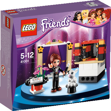 LEGO Friends - Mias Zaubershow (41001)