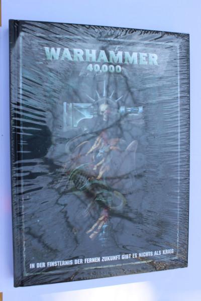 WARHAMMER 40000 RULEBOOK (DEUTSCH)