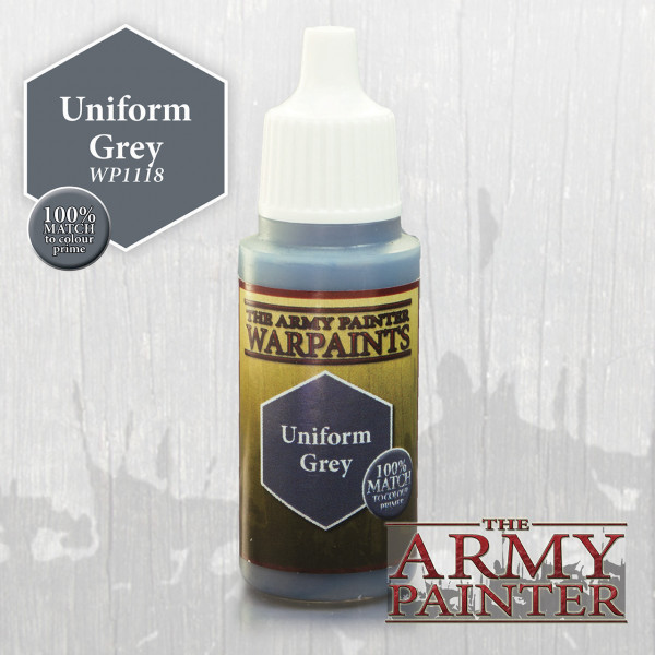 Army Painter Paint: Uniform Grey