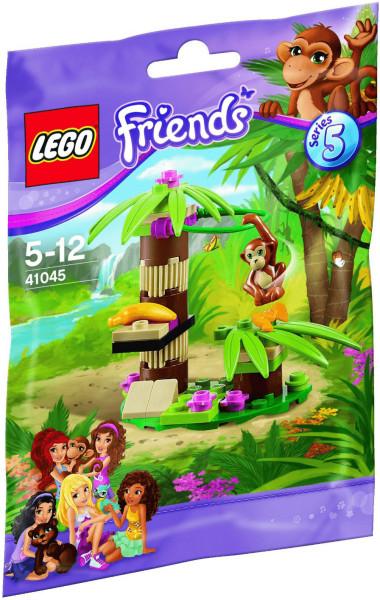 LEGO Friends - Äffchens Bananenbaum (41045)