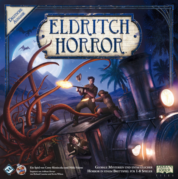 Eldritch Horror Grundspiel