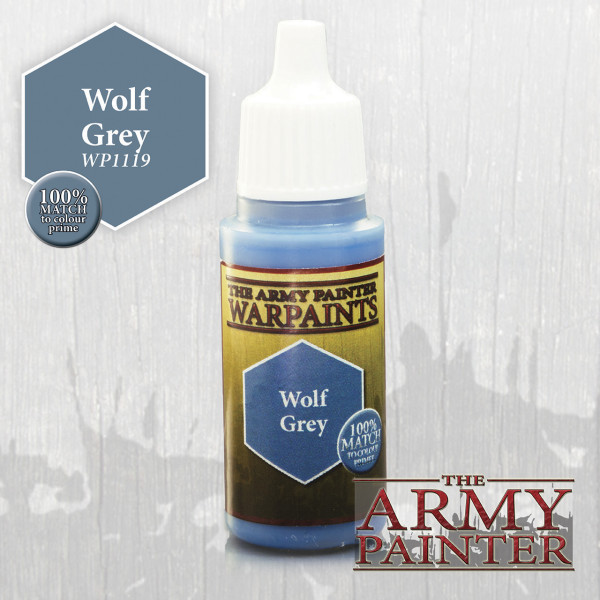 Army Painter Paint: Wolf Grey