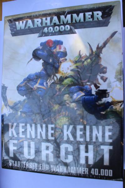 WARHAMMER 40000: KENNE KEINE FURCHT