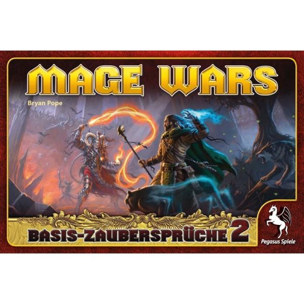Mage Wars BASIS-ZAUBERSPRÜCHE 2