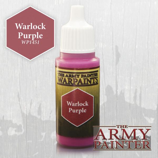Army Painter Paint: Warlock Purple