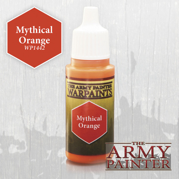Army Painter Paint: Mythical Orange