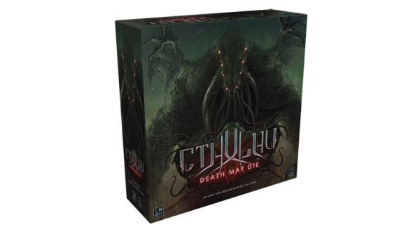 Cthulhu: Death May Die (Staffel 1) Grundspiel