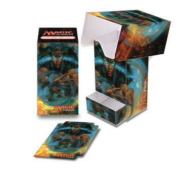 2016 Eternal Masters Full-View Deck Box with Tray for Magic
