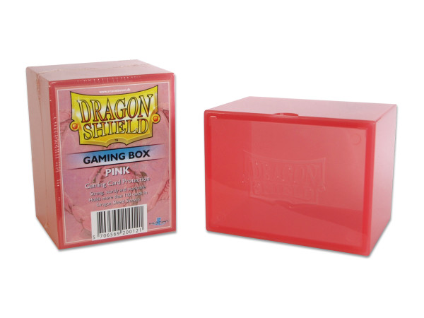 Dragon Shield: Gaming Box 100+ (Pink)