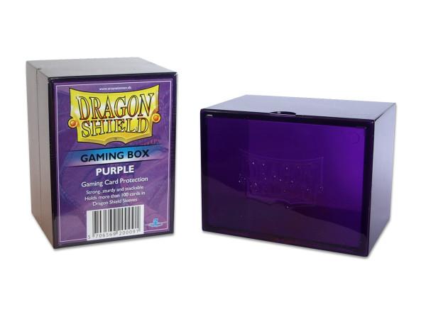 Dragon Shield: Gaming Box 100+ (Purple)