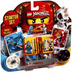 LEGO Ninjago - Spinjitzu Starter Set (2257)