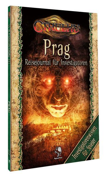 Cthulhu: Prag - Reisejournal für Investigatoren (Spielerausgabe)