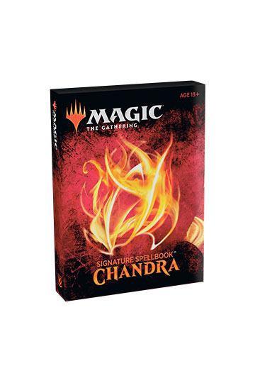 Signature Spellbook: Chandra englisch