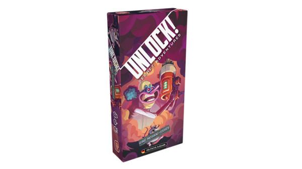 Unlock! - Eine Noside-Story • (Einzelszenario)
