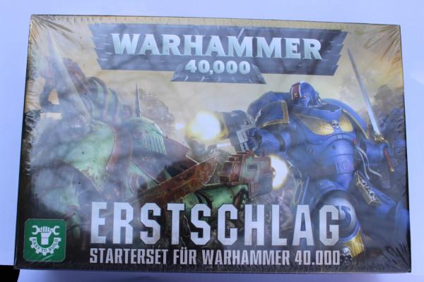 WARHAMMER 40000: ERSTSCHLAG (DEUTSCH)