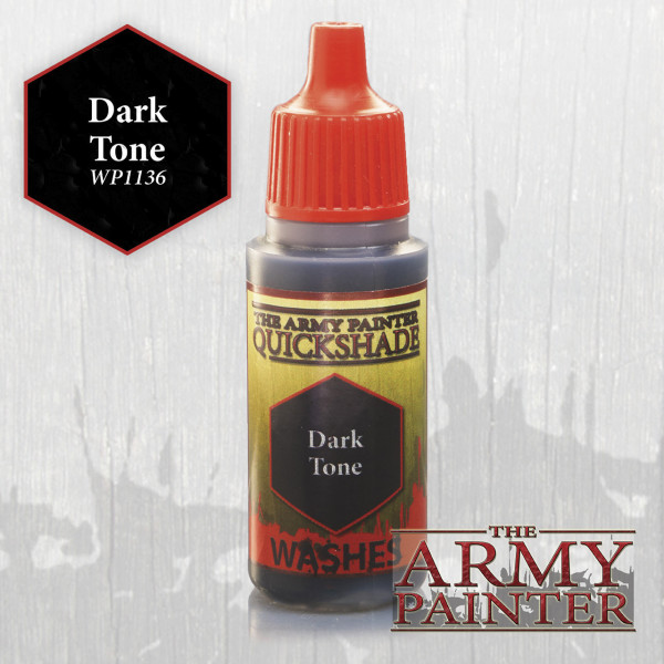 Army Painter Paint: Dark Tone Ink