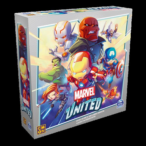 Marvel United • DE