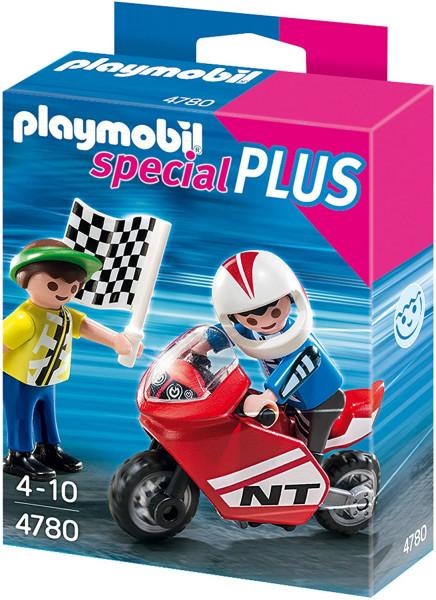 Playmobil 4780 - Jungs mit Racingbike