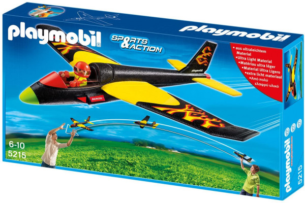 Playmobil 5215 - Fire Flyer