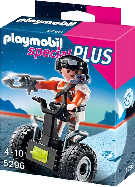 Playmobil 5296 - Top Agent mit Balance-Racer