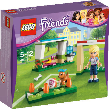 LEGO Friends - Fußballtraining mit Stephanie (41011)