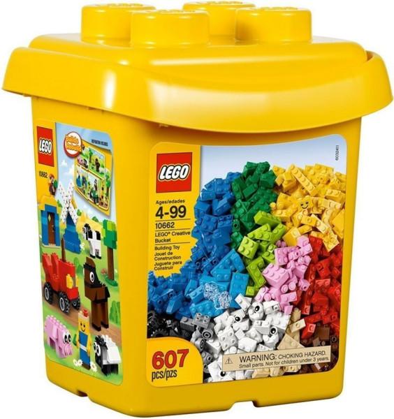 LEGO Steine & Co. Bausteine-Eimer (10662)
