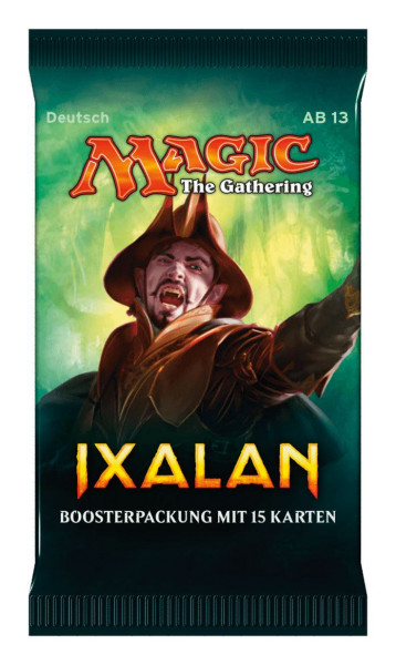 Ixalan Booster (deutsch)