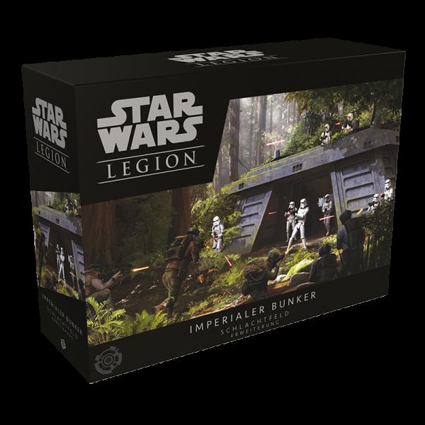 Star Wars: Legion - Imperialer Bunker Erweiterung