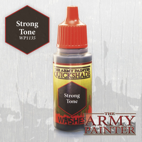Army Painter Paint: Strong Tone Ink