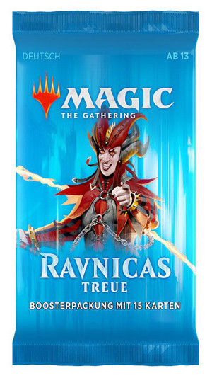 Ravnicas Treue Booster (deutsch)