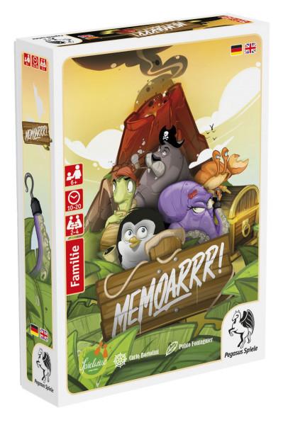 Memoarrr! (Edition Spielwiese)