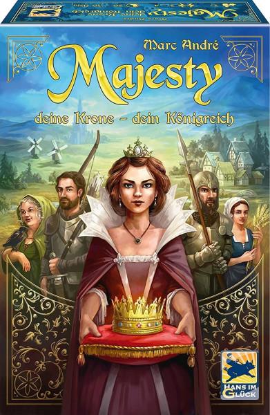 Majesty: Deine Krone – Dein Königreich