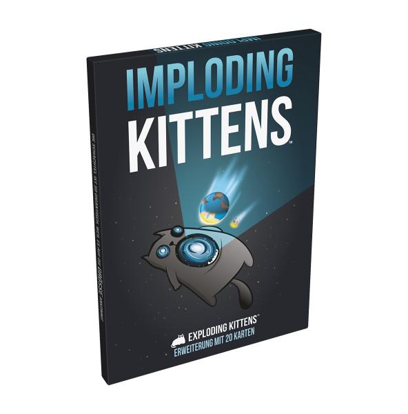Exploding Kittens - Imploding Kittens Erweiterung