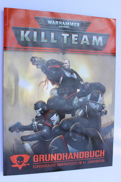 WH40K: KILL TEAM CORE MANUAL (DEUTSCH)