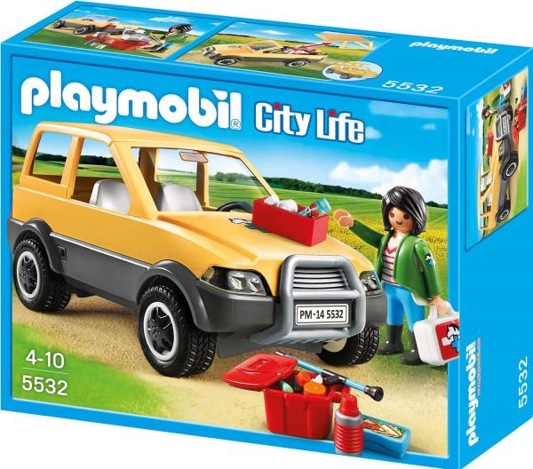 Playmobil 5532 - Tierärztin mit PKW