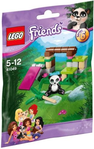 LEGO Friends - Panda-Bambusspielplatz (41049)
