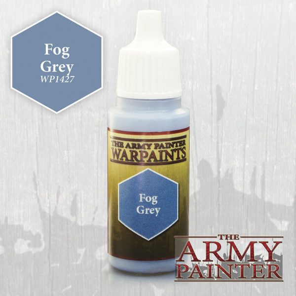 Army Painter Paint: Fog Grey