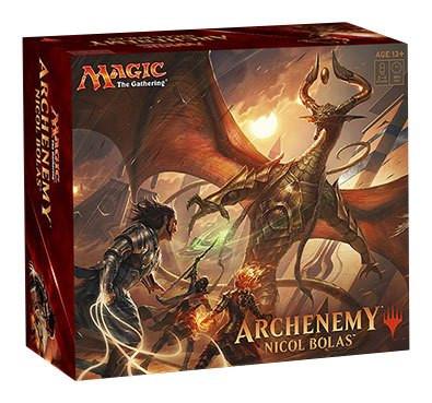 Archenemy Pack Nicol Bolas (englisch)