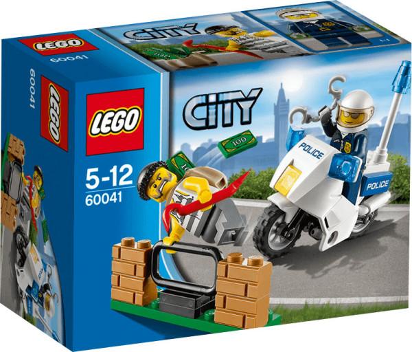 LEGO City – Gaunerverfolgung (60041)