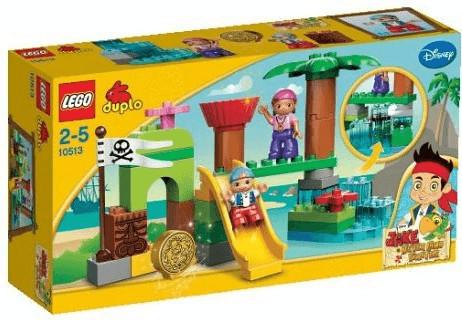 LEGO Duplo - Piraten Nimmerland Versteck (10513)
