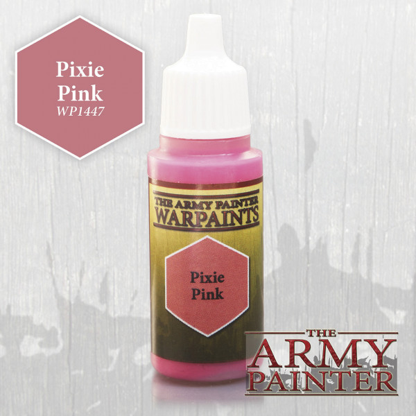 Army Painter Paint: Pixie Pink