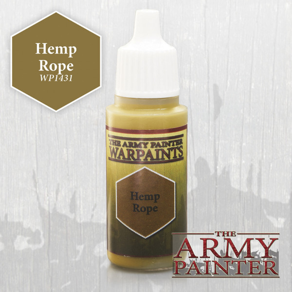 Army Painter Paint: Hemp Rope