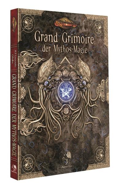 Cthulhu: Grand Grimoire (Hardcover) *Vorzugsausgabe*