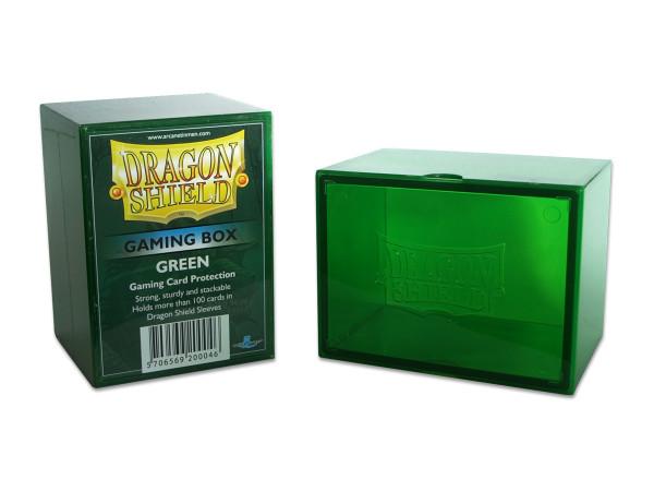 Dragon Shield: Gaming Box 100+ (Grün)