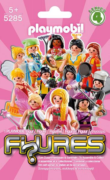 Playmobil 5285 - Figures Girls (Serie 4) (enthält 1 der 12 abgebildeten Figuren)