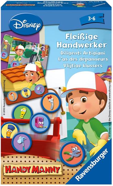 Handy Manny: Fleißige Handwerker - Mitbringspiel