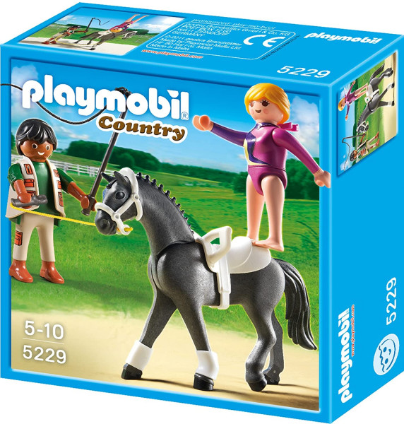 Playmobil 5229 – Voltigier-Training