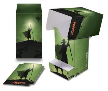 Planeswalker: Nissa Full View Deck Box with Tray for Magic